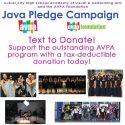 AVPA Launches JAVA Pledge Campaign
