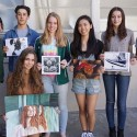 CCHS Academy Art Students Win Gold Award Recognition