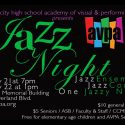 Jazz Night This Weekend!