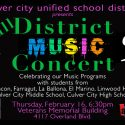 All-District Music Concert