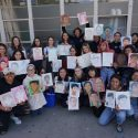 AVPA Artists Create Portraits For The Memory Project