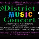All District Music Concert – February 15