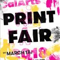 AVPA Art Heads to the CalArts Print Fair!
